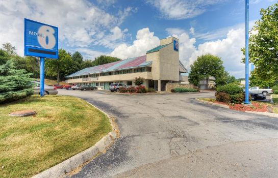 Buitenaanzicht MOTEL 6 KNOXVILLE NORTH