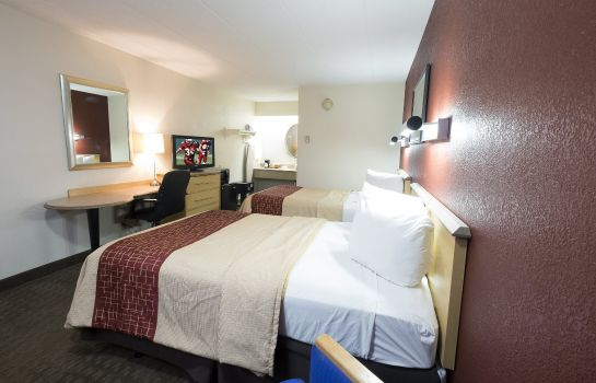 Zimmer Red Roof Inn Parsippany