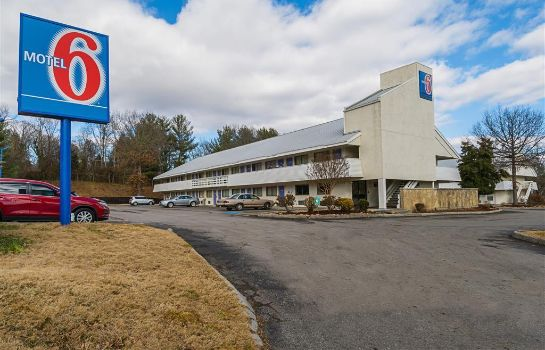 Vista exterior MOTEL 6 KNOXVILLE NORTH
