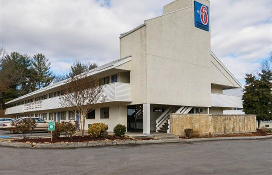 Exterior view MOTEL 6 KNOXVILLE NORTH MOTEL 6 KNOXVILLE NORTH