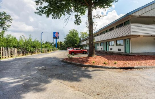 Außenansicht MOTEL 6 KNOXVILLE NORTH