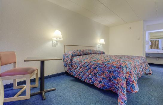Zimmer MOTEL 6 KNOXVILLE NORTH