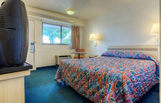Chambre MOTEL 6 KNOXVILLE NORTH