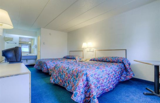 Kamers MOTEL 6 KNOXVILLE NORTH