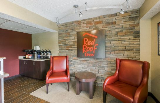 Hotelhalle Red Roof Inn Boston Southborough/Worcester