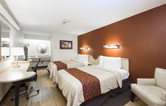 Zimmer Red Roof Inn Boston Southborough/Worcester