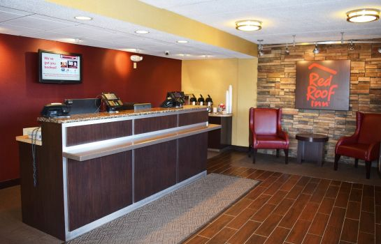 Hol hotelowy Red Roof Inn St Clairsville - Wheeling West
