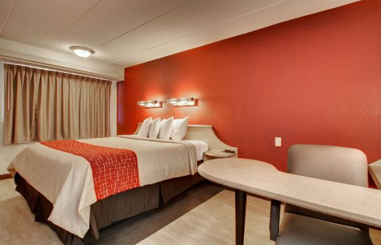 Chambre Red Roof St Louis-Westport