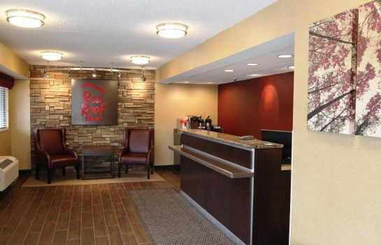 Hol hotelowy Red Roof Inn Albany Airport