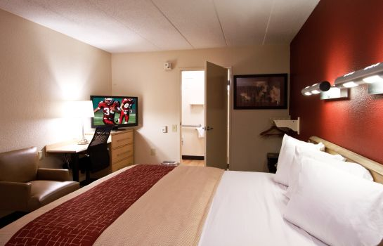 Zimmer Red Roof Inn Wilkes-Barre Arena