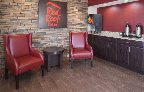 Hotelhalle Red Roof Inn Champaign