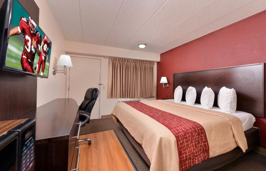 Zimmer Red Roof Inn Champaign