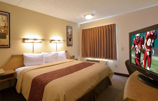 Zimmer Red Roof Inn Orlando - International Dr/Convention