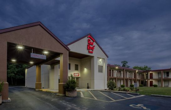 Außenansicht MD Red Roof Inn Hagerstown - Williamsport