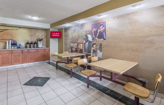 Restaurant MD Red Roof Inn Hagerstown - Williamsport