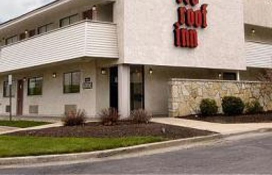 Buitenaanzicht Red Roof Inn Kansas City Overland Park