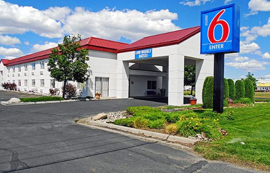 Vista esterna MOTEL 6 BILLINGS