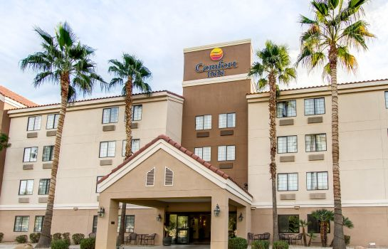 Buitenaanzicht Comfort Inn Chandler - Phoenix South