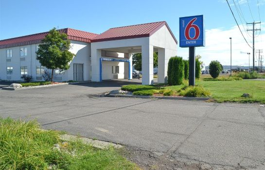Vista exterior MOTEL 6 BILLINGS