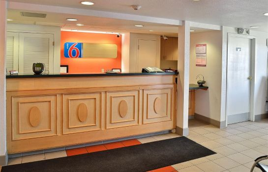 Hotelhalle MOTEL 6 BILLINGS
