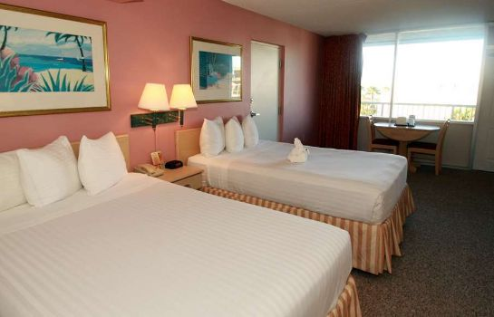 Suite MAGNUSON HOTEL CLEARWATER BEAC