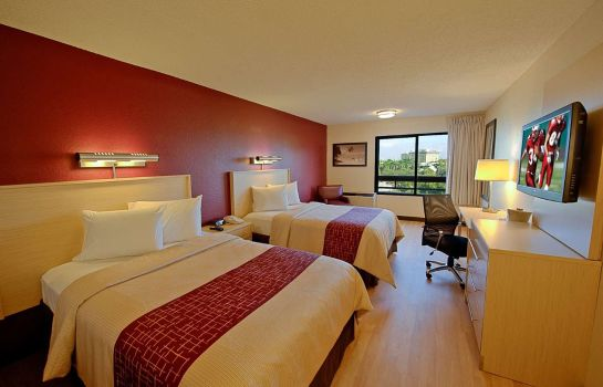 Chambre RED ROOF PLUS MIAMI AIRPORT