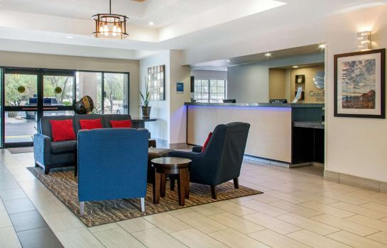 Lobby Comfort Inn Chandler - Phoenix South