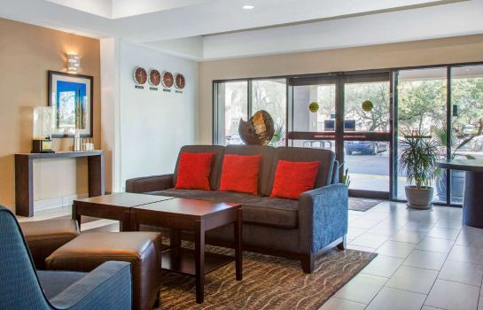 Hotelhalle Comfort Inn Chandler - Phoenix South