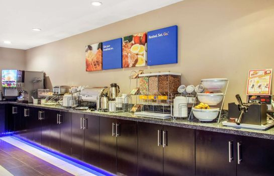 Restaurant Comfort Inn Chandler - Phoenix South