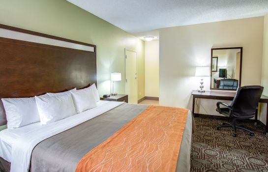 Suite Comfort Inn Chandler - Phoenix South I-1