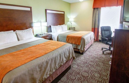 Zimmer Comfort Inn Chandler - Phoenix South
