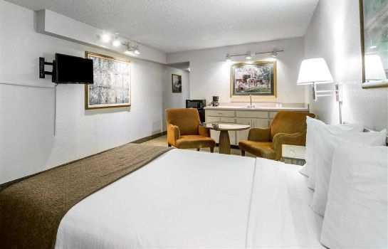 Suite Econo Lodge Sacramento North
