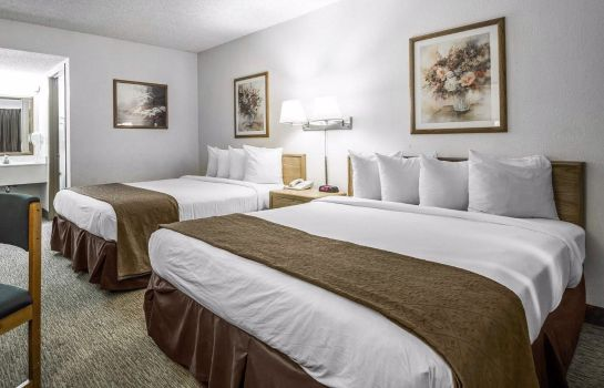 Chambre Econo Lodge Sacramento North