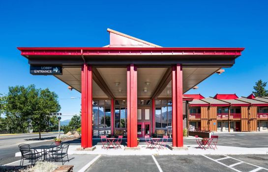Buitenaanzicht Red Lion Inn & Suites Missoula
