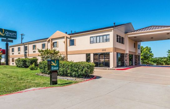 Außenansicht Quality Inn & Suites Round Rock-Austin North