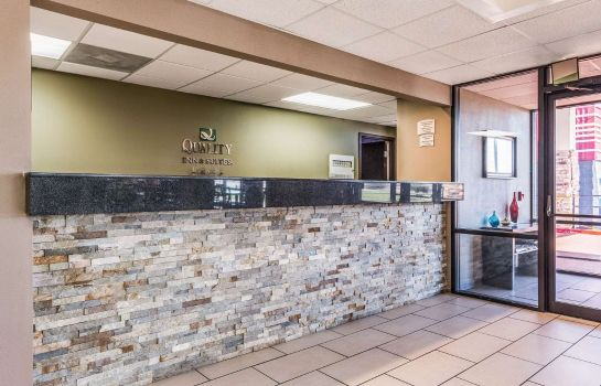 Hotelhalle Quality Inn & Suites Round Rock-Austin North