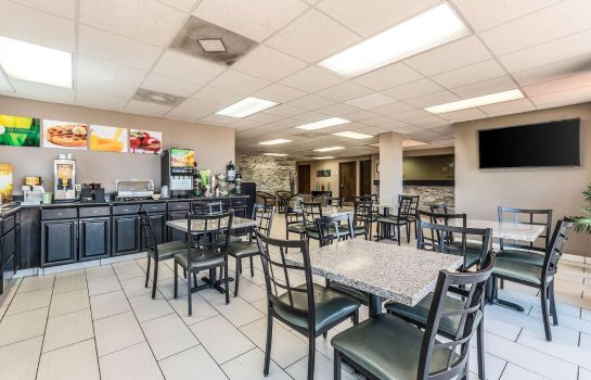 Restauracja Quality Inn & Suites Round Rock-Austin North
