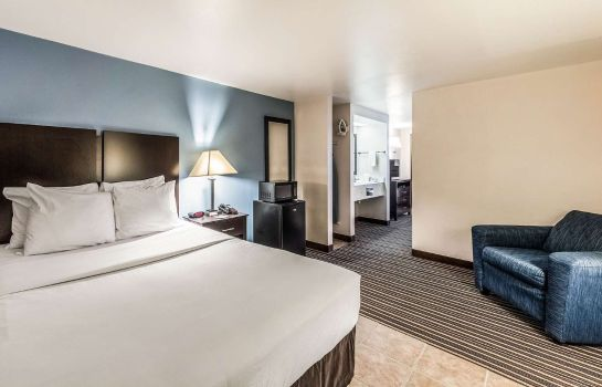 Suite Quality Inn & Suites Round Rock-Austin North