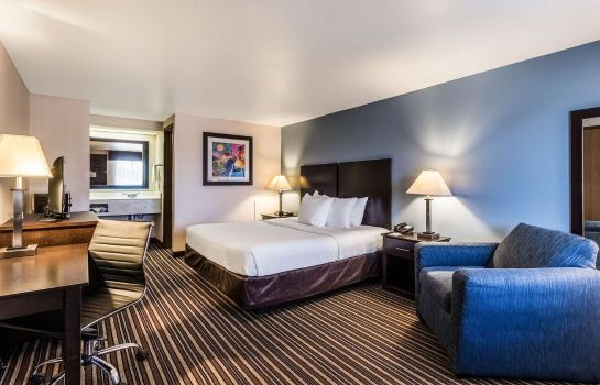 Pokój Quality Inn & Suites Round Rock-Austin North
