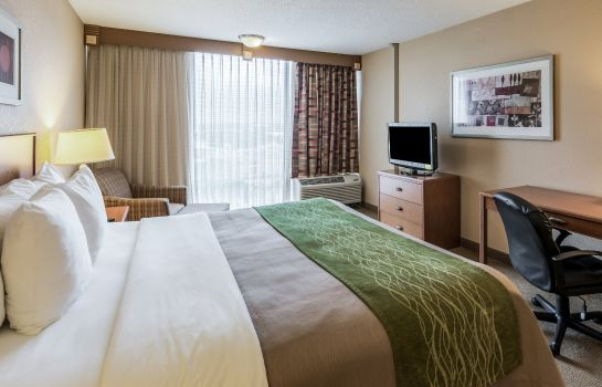 Zimmer Comfort Inn & Suites Omaha Central