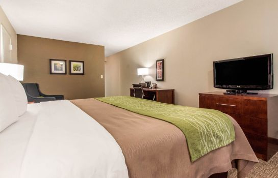 Chambre Comfort Inn & Suites Omaha Central