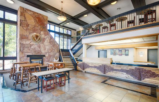 Recepcja Red Lion Inn & Suites Missoula