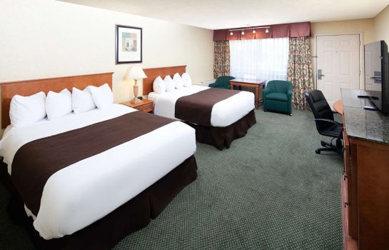 Kamers Red Lion Inn & Suites Missoula