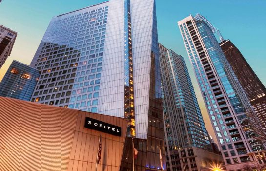 Außenansicht Sofitel Chicago Magnificent Mile