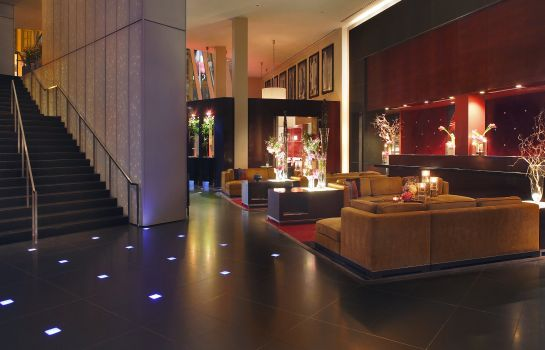 Hotelhalle Sofitel Chicago Magnificent Mile
