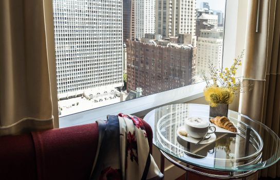 chambre standard Sofitel Chicago Magnificent Mile