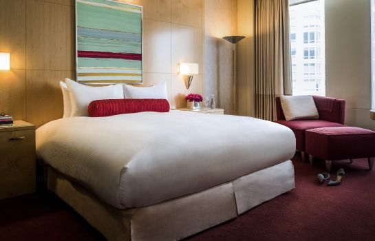 Standardzimmer Sofitel Chicago Magnificent Mile