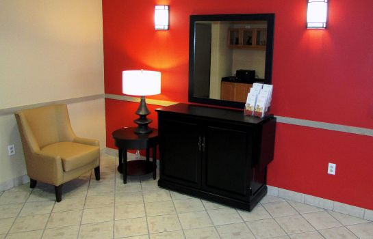 Hotelhalle EXTENDED STAY AMERICA BUCKHEAD