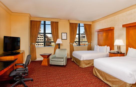 Suite Hilton Boston Downtown-Faneuil Hall