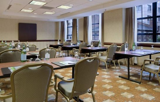 Conference room Hilton Boston Downtown-Faneuil Hall